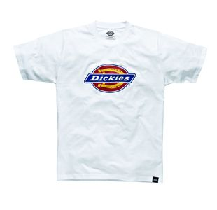 Dickies Horseshoe Tee Shirt - White