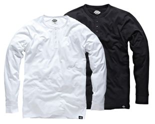 Dickies Seibert Shirt 2 Pack - Black & White