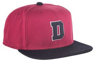 Dickies Richvale Snapback lippis - Punainen