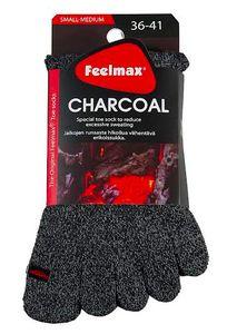 Feelmax Charcoal varvassukat - Harmaa