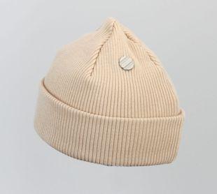 Costo Nipa Creme 100% Wool Beanie