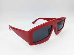 HERMANNI Sunglasses red