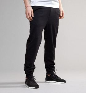 Pure Waste Men's Sweatpants Verkkarit - Black