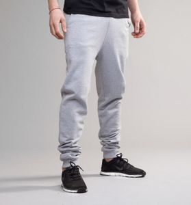 Pure Waste Men's Sweatpants Verkkarit - Grey Melange