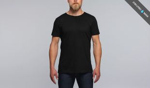 Pure Waste T-Shirt - Black