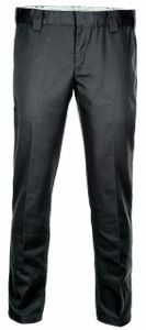 Dickies Slim Fit Work Pant - Charcoal Grey