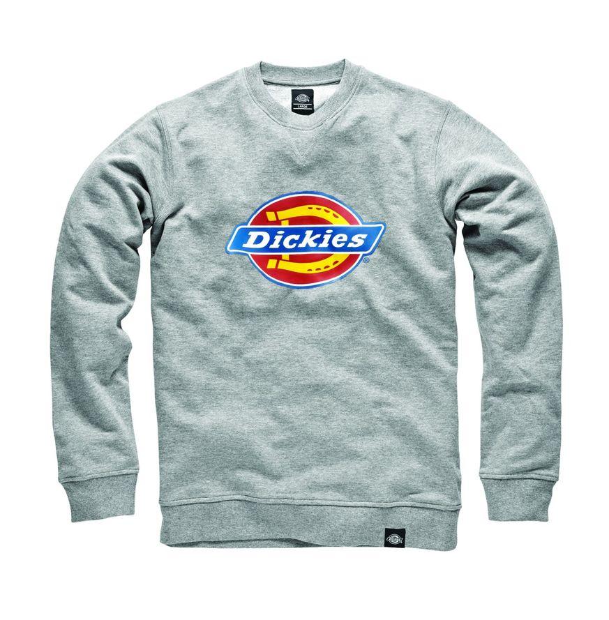 Dickies Harrison College Shirt - Gray Melange