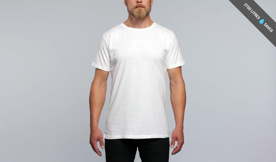 Pure Waste T-Shirt - White